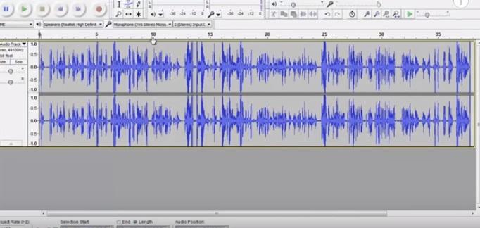 Audacy Audio Editor-SolveWarePlus