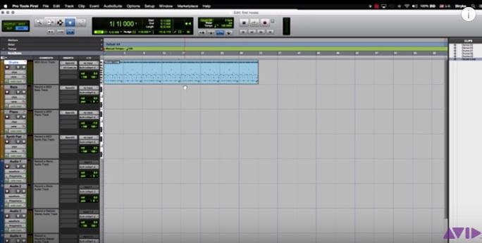 Avid Pro Audio Editor-SolveWarePlus
