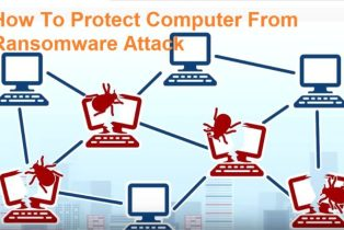 How To Protect Computer From Ransomware
