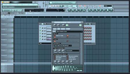 FL Studio Interface - Making Beats Softwares