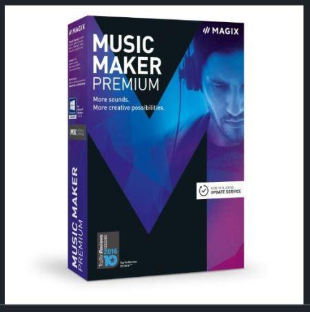Magix Music Maker Making Beats Softwares