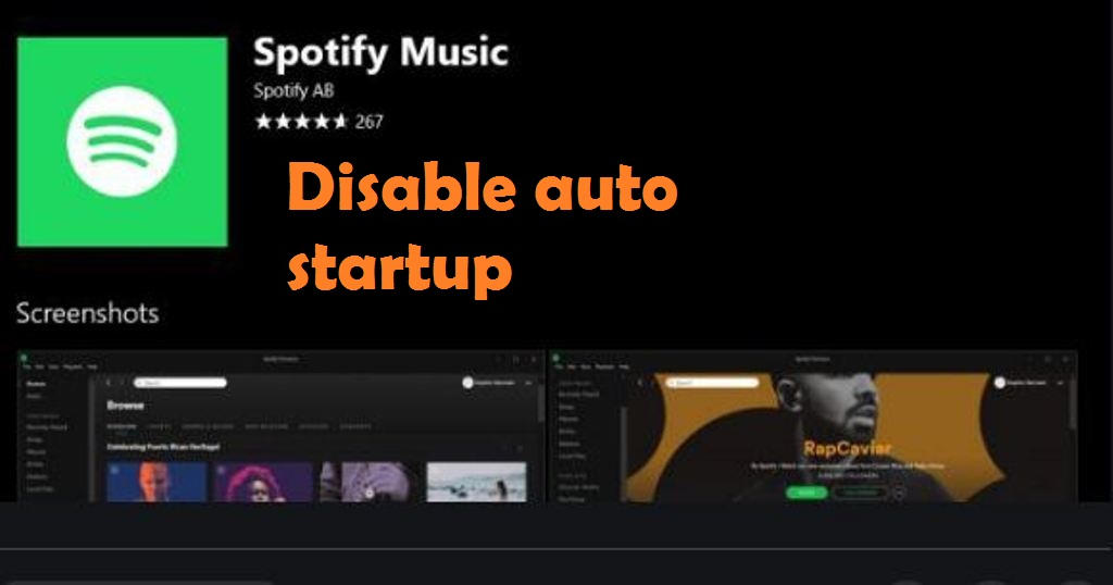 Spotify For Windows PC