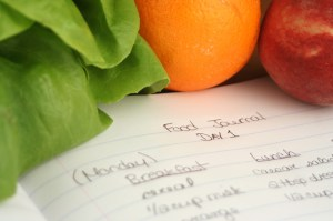 Food Diary to detect food intolerance.