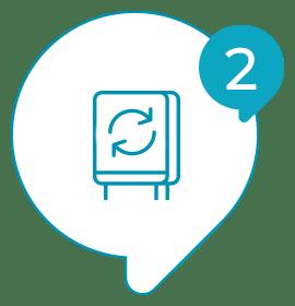 Solvis - Ícone - Como Funciona? - 002 - Os totens são atualizados automaticamente