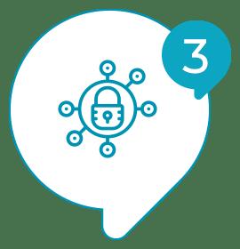 Solvis - Ícone - Como Funciona? - 003 - O sistema vincula as páginas web selecionadas