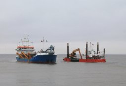 redgers Grete & Contender off Workington (my thanks to Danny Ferris for this photo)