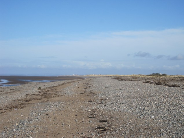 Tidelines: Looking North to Silloth
