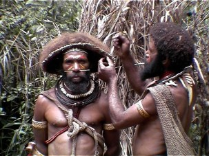 Huli wigmen - the wigs are made of human hair