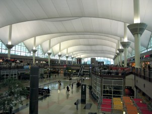 Denver International Airport (DIA).