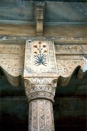 Semi-precious stone decorations
