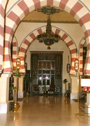 Cataract Hotel, Aswan