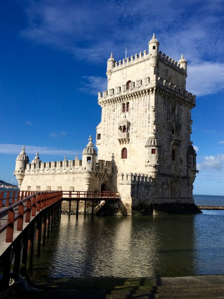 Lisbon - Torre de Belem, Tower of St. Vincent