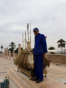 Rabat - Hassan II Mausoleum
