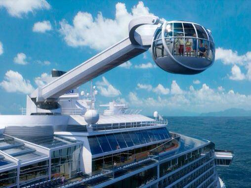 Royal Caribbean – Nuevo Buque: Quantum of the Seas