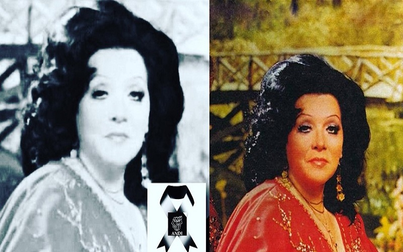 "Murió la legendaria cantante Luz Huerta, integrante de ""Las hermanas Huerta"""