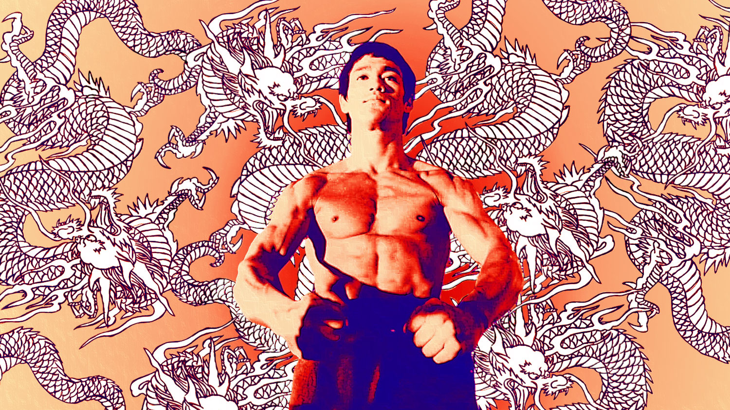 The Dragon's Philosophy: Training Principles of Bruce  Lee