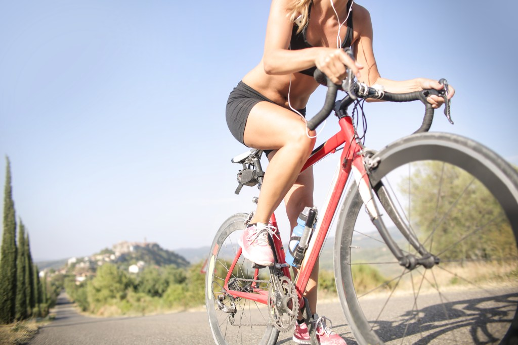 cycling intervals can improve aerobic performance