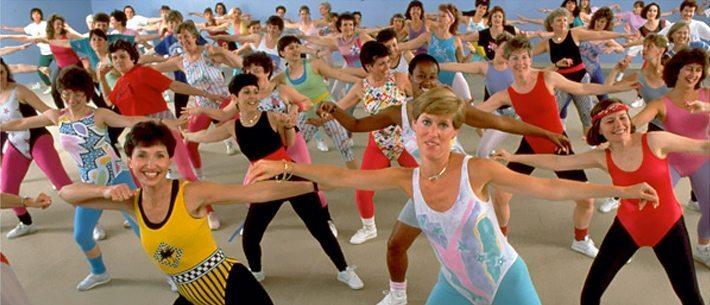 Jazzercise workout