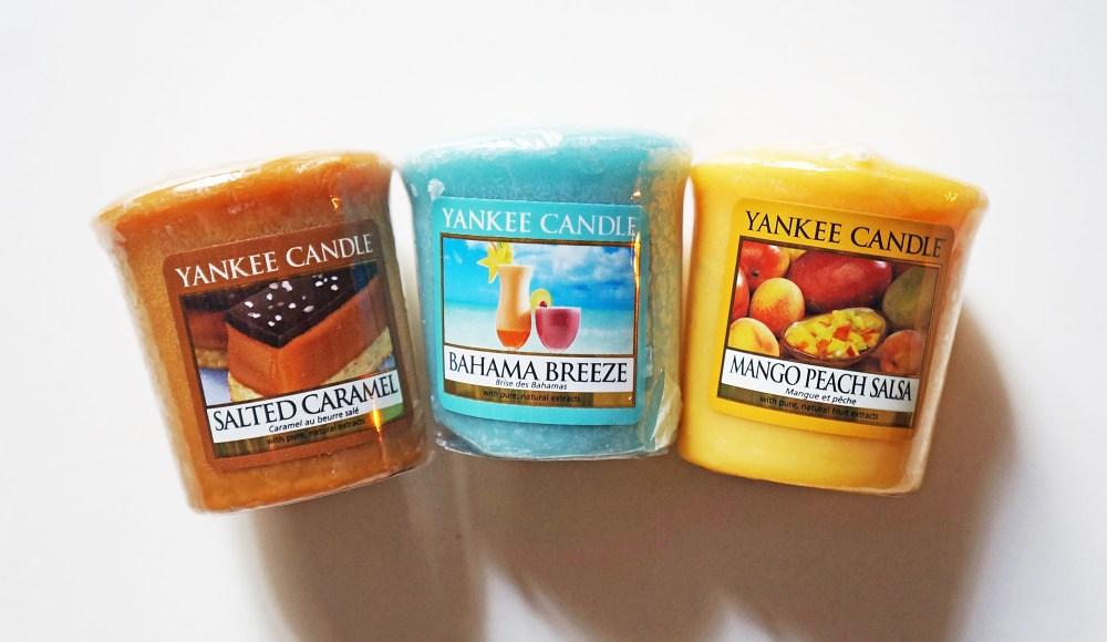 Découverte des bougies Yankee Candle (4/6)