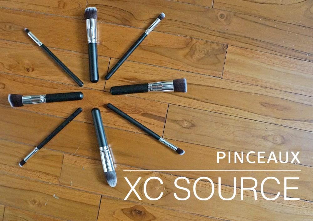Le kit XC Source : des pinceaux sympa à prix abordable ! (1/6)