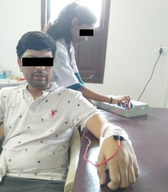Electrical stimulation - K J Somaiya College of Physiotherapy