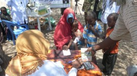 Al-Shabaab medical clinic
