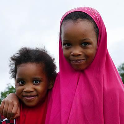 Two Somali Children