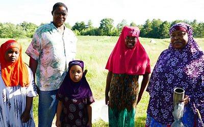 Services for the Somali Bantu Community