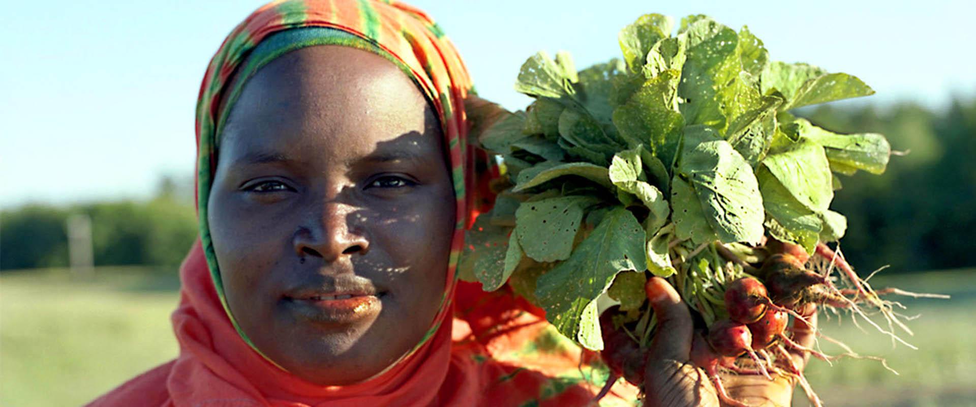 Somali Bantu Farming Project