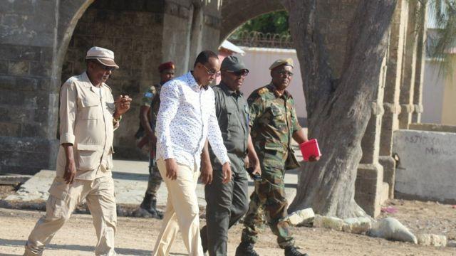 Somalia prison attack