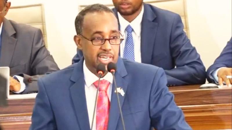 Somalia Prime Minister