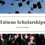Guulaystayaasha Deeqda Waxbarasho Taiwan Scholarship 2021