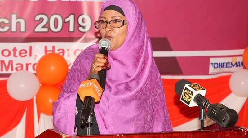 Nafisa Yusuf Mohamed, Executive Director, NAGAAD Network.