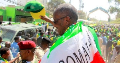 Somaliland leader Musa Bihi Abdi