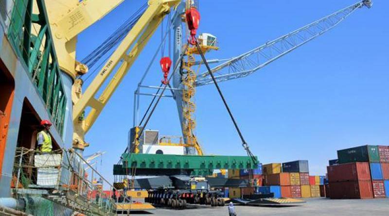 berbera port cranes