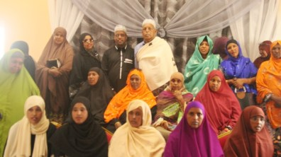Sultan Kaise Badde Abdulle welcome ceremony 3