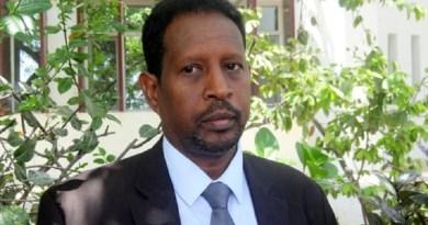 Abdirahman Omar Osman