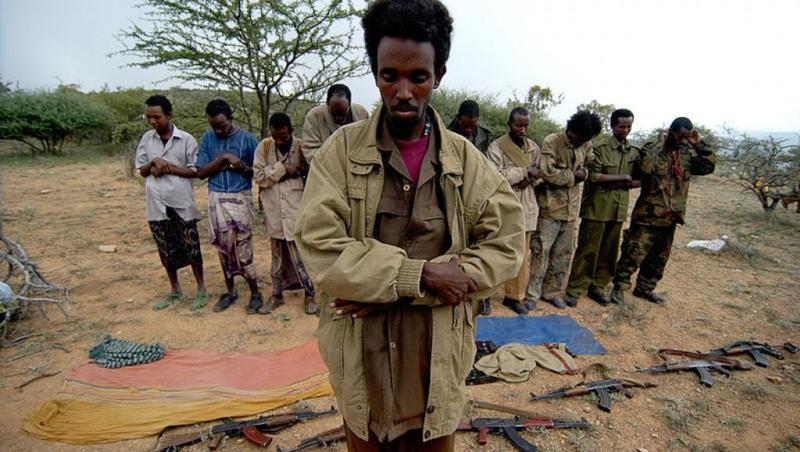 ONLF rebels