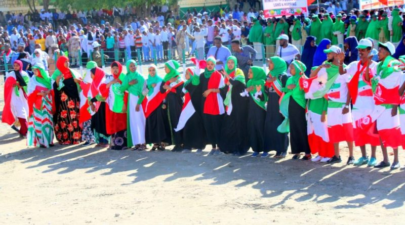 Somaliland Independence