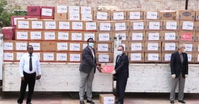 Turkish Somaliland Aid