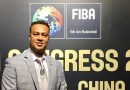 Africa Zone 5 basketball official Bana Ali
