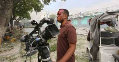 Somali Freelance journalist Mohamed Guray