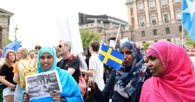 Somalis in sweden