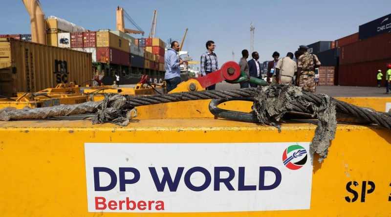 Dp world berbera
