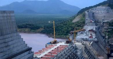 Ethiopian GERD Dam
