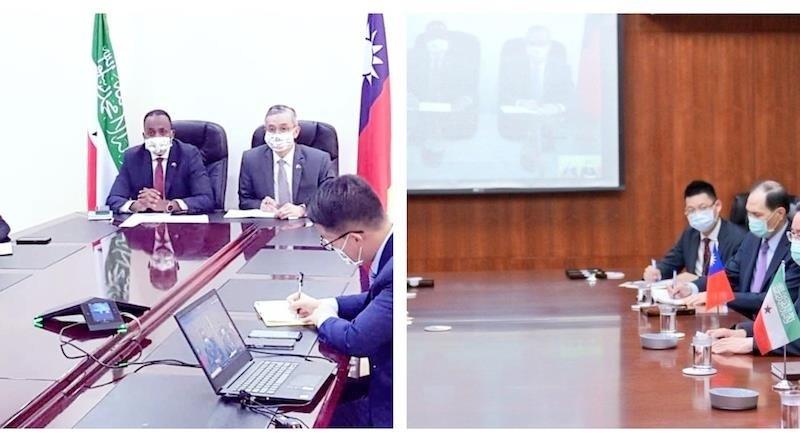 Somaliland and Taiwan