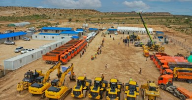 construction of the Hargeisa bypass