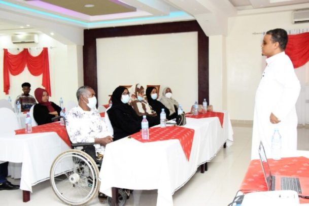 The Domestic observers to Somaliland elections 2021 include persons with disabilities