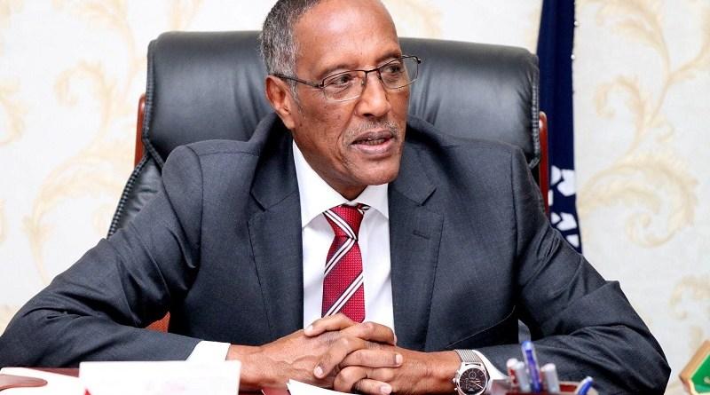 Musa Bihi Abdi, President, Republic of Somaliland