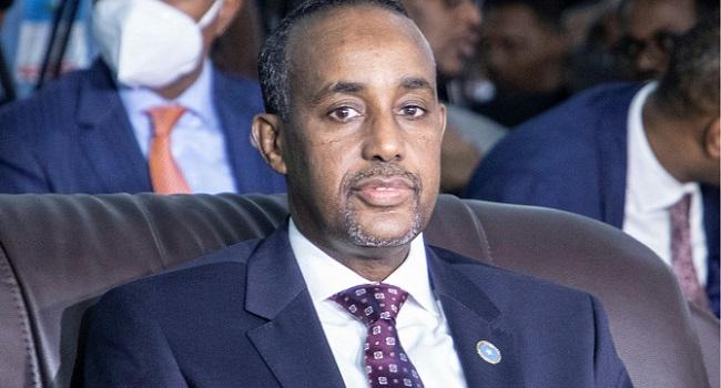Somali PM Mohamed Hussein Roble